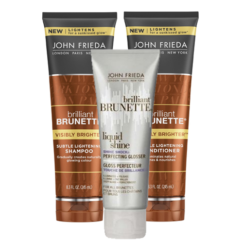 John Frieda Brillant Brunette