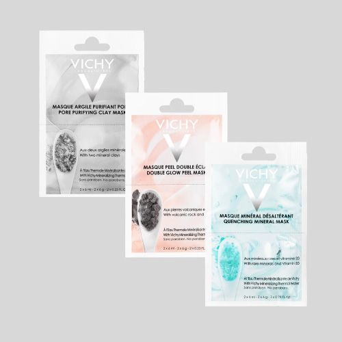 Vichy Mineral Maskeler