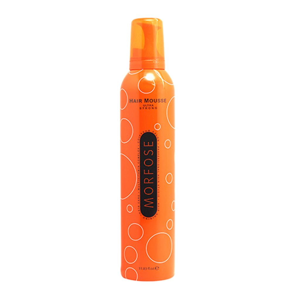 Morfose Hair Mousse Ultra Strong Sac Kopugu 350ml